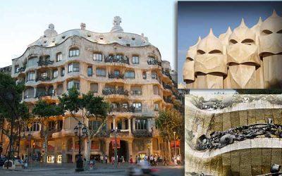 La Pedrera de Gaudí