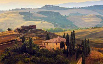 La Toscana y sus encantadoras villas