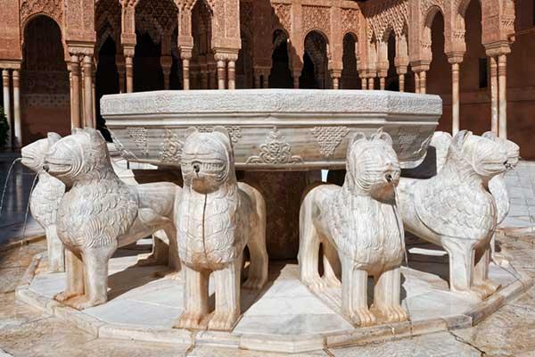 Los Palacios Nazaríes de la Alhambra