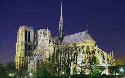 Gárgolas en la Catedral de Notre Dame