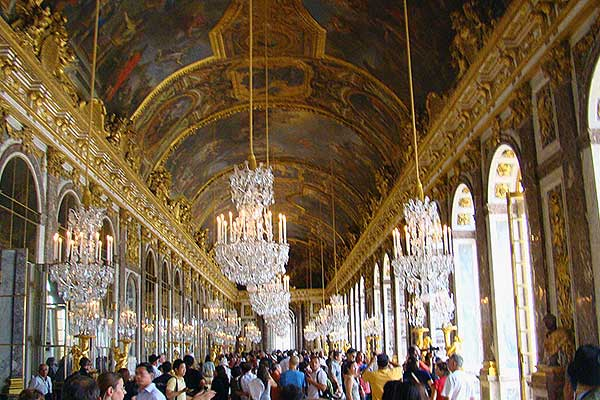 El Palacio de Versalles horarios y tours