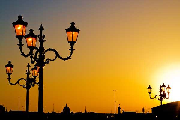 Lugares románticos de Roma