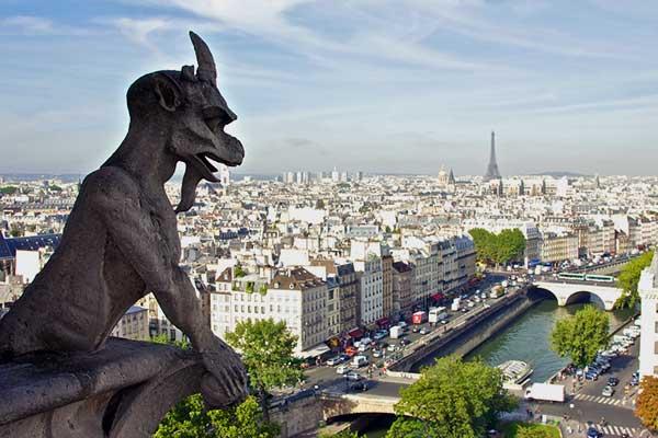 ☆ Qué ver al visitar París en Francia