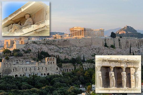 ☆ Visitar la Acrópolis de Atenas en Grecia