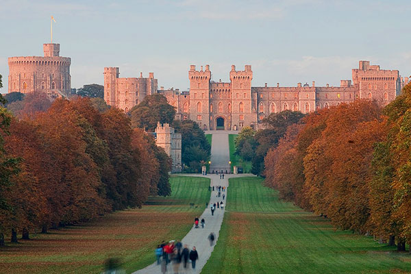 Visitar el Castillo de Windsor