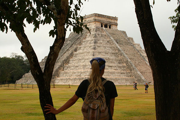 ☆ Visitar el yacimiento arqueológico de Chichén Itzá en México
