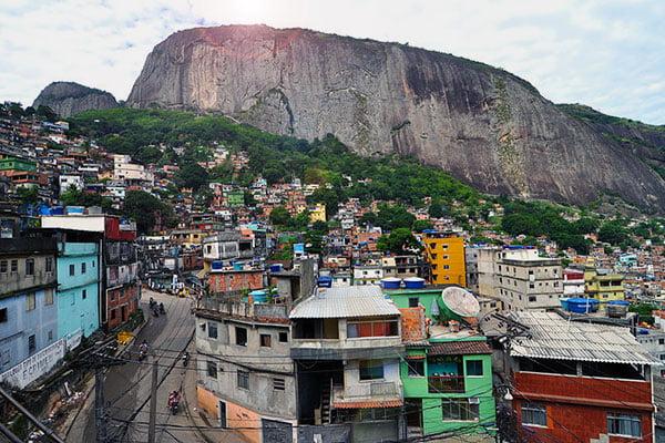 Visitar las favelas de Río de Janeiro en Brasil