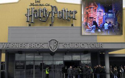 Visitar en Londres el tour de Harry Potter en Warner Bros. Studio