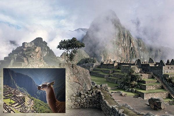 ☆ Visitar el Machu Picchu en Perú