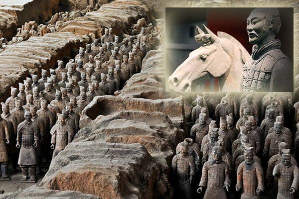 Visitar los Guerreros de terracota de Xi'an en China