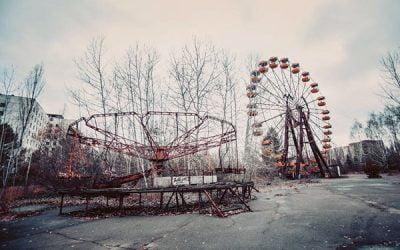 Visitar Chernóbil y Prípiat en Ucrania