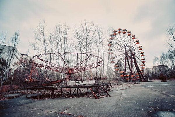 ☆ Visitar Chernóbil y Prípiat en Ucrania