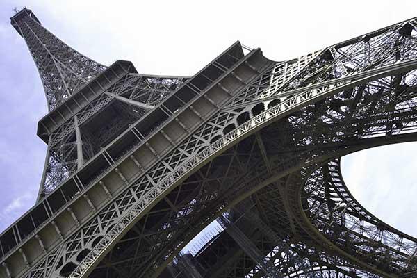 ☆ Visitar la Torre Eiffel de París en Francia