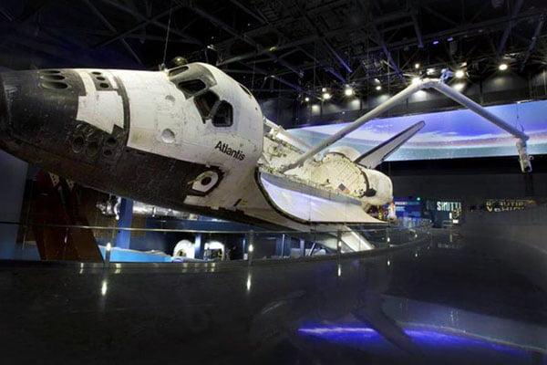☆ Visitar el Centro Espacial Kennedy de Orlando en Estados Unidos