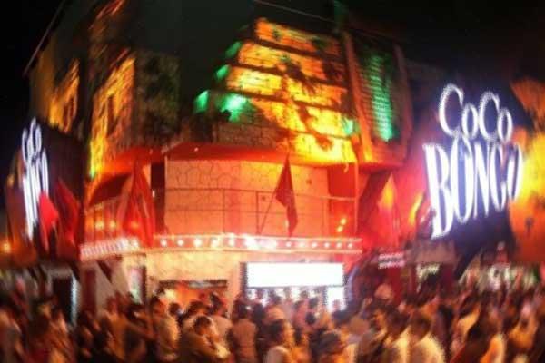 ☆ Visitar el Club Coco Bongo en Playa del Carmen de la Riviera Maya en México