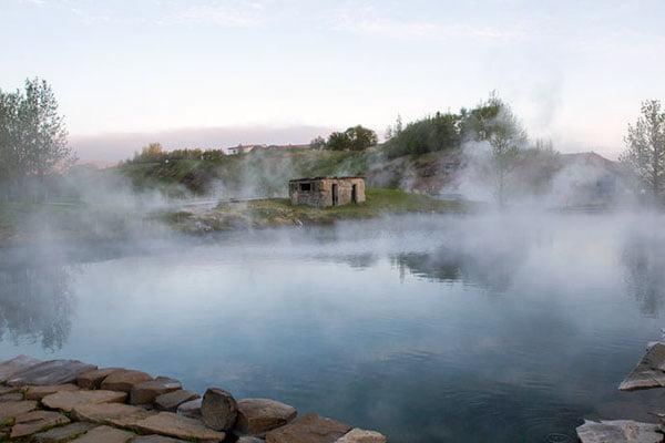 ☆ Visitar la Laguna Secreta de Islandia