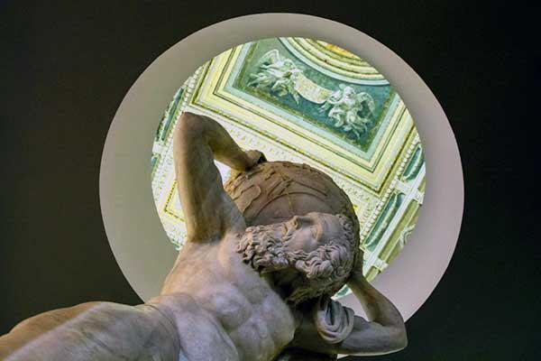 ☆ Visitar el Museo Arqueológico Nacional de Nápoles en Italia