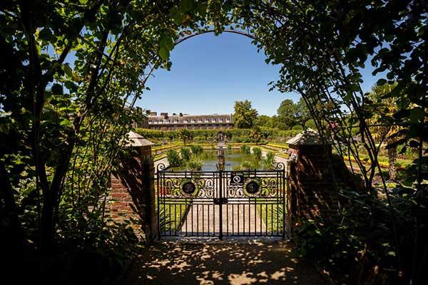 Visitar el Palacio de Kensington en Inglaterra