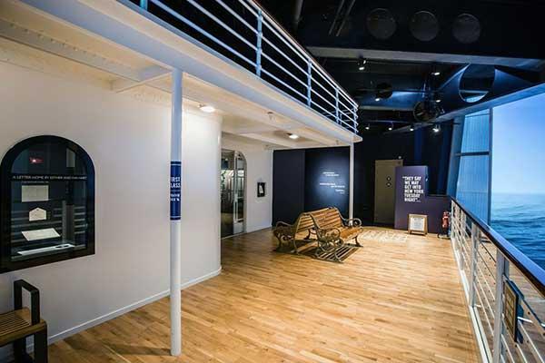 ☆ Visitar la Titanic Experience en Belfast