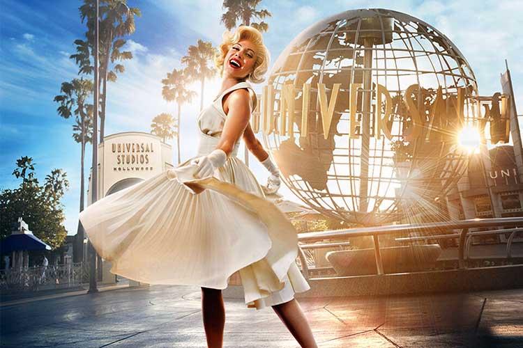 Estudios Universal Hollywood en Los Ángeles