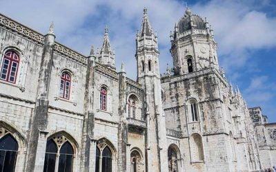 ☆ Visitar el Monasterio de los Jerónimos en Lisboa, Portugal