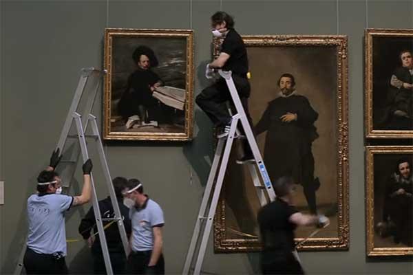 ☆ Visitar el Museo del Prado, Exposición «Reencuentro»