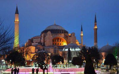 ☆ Visitar Santa Sofía en Estambul, Turquía
