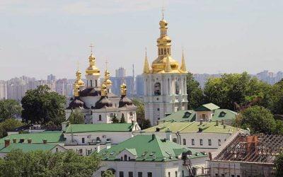 ☆ Visitar el Monasterio de las Cuevas de Kiev en Ucrania