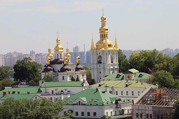Monasterio Cuevas de Kiev