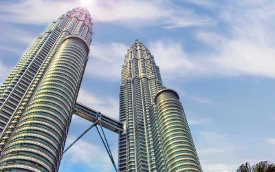 ☆ Visitar las Torres Petronas de Kuala Lumpur en Malasia