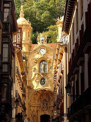 Donostia, San Sebastián