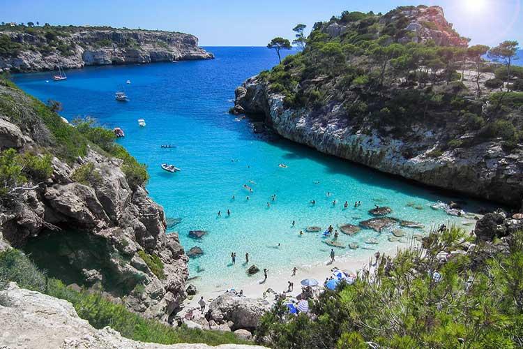 ☆ Qué ver en la isla de Mallorca en Baleares en España