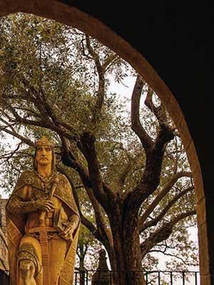 Estatua Córdoba España