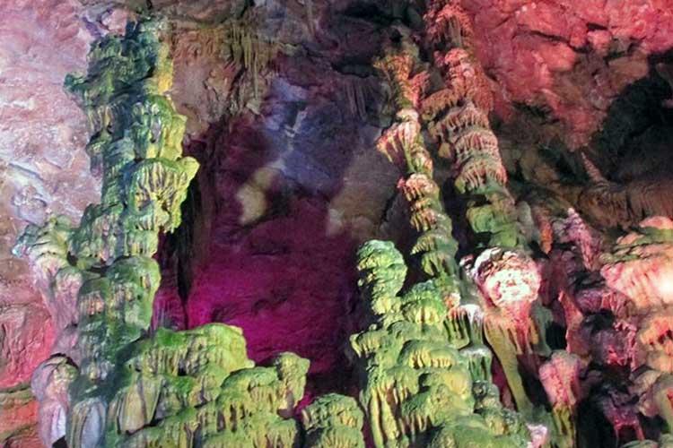 ☆ Visitar las cuevas del Canelobre en Alicante, España