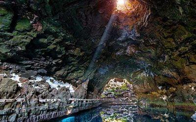 ☆ Visitar los Jameos del Agua en Lanzarote, España