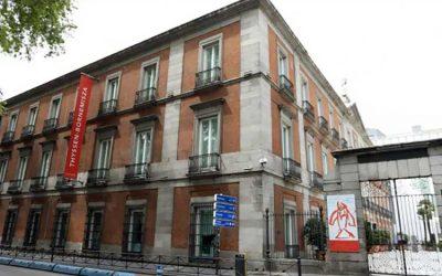 ☆ Visitar el Museo Thyssen Bornemisza en Madrid, España